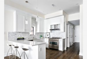 Wicked White Kitchen