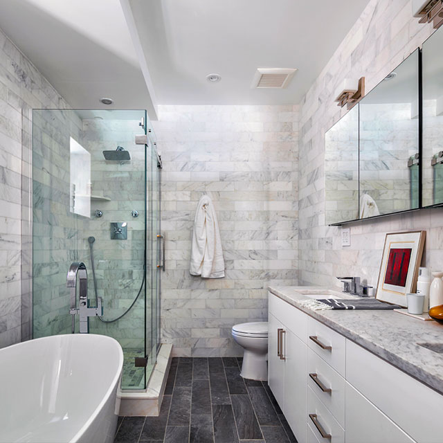 Ideal Tile Bathroom